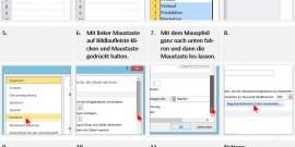 Ausfüllfunktion in Excel 2010